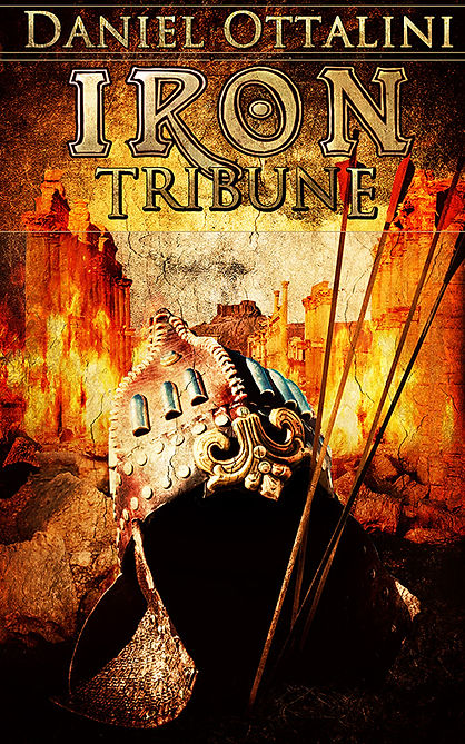 Iron-Tribune-800 Cover reveal and Promot