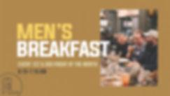 Men's Breakfast Slide (1st & 3rd Friday)