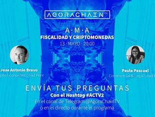 La tributación de criptomonedas, autorregulación DAICO y el Pacto Social Blockchain, a debate en Ago