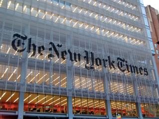The New York Times emprende rumbo a blockchain y busca compañeros de navegación para la aventura