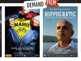 Demand Film premiará con tokens a los usuarios que vean sus filmes o compartan trailers de películas