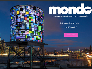 El festival y encuentro empresarial Mondo.NYC, que se inaugura el 2 de octubre, dedica esta edición