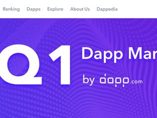 Solo un siete por ciento de los usuarios deEthereum que utilizaron Dapps en 2018 lo hicieron en el