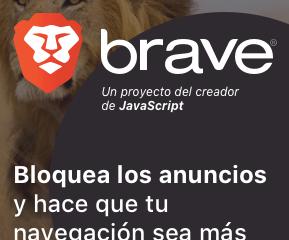 El navegador Brave contraviene sus principios blockchain y se anuncia en los terminales con adblock