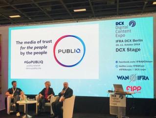 PUBLIQ, la plataforma de periodismo blockchain, repartirá un millón de tokens entre quienes han esta