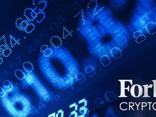 Forbes se extiende a los criptomercados, Baidu utiliza blockchain para proteger el copyright de sus