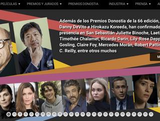 SingularDTV y Tecnalia prologan el Festival de Cine de San Sebastián, mostrando cómo blockchain pued