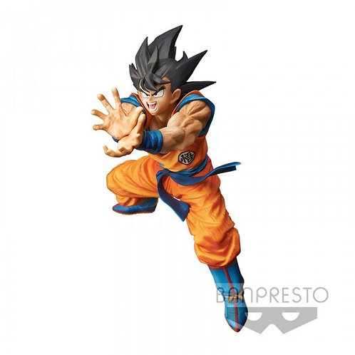 Dragonball Z figurine Super Kamehame-Ha Son Goku 20 cm