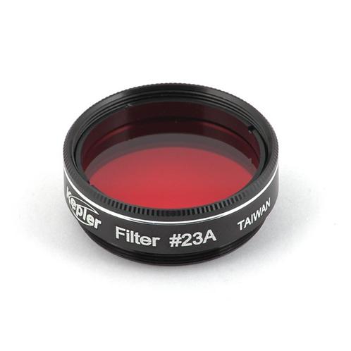 Filtre Rouge Clair #23A (T : 25%)