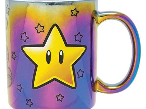 Tasse Mario étoiles