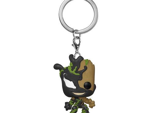 POP! Porte-clés Venom Groot
