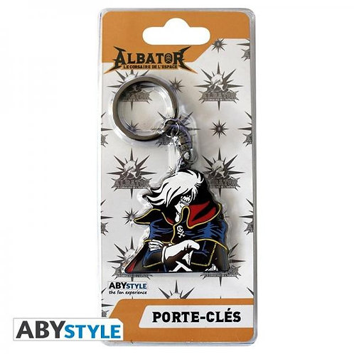 Porte clés Albator