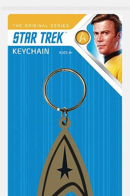 Porte clé Star trek