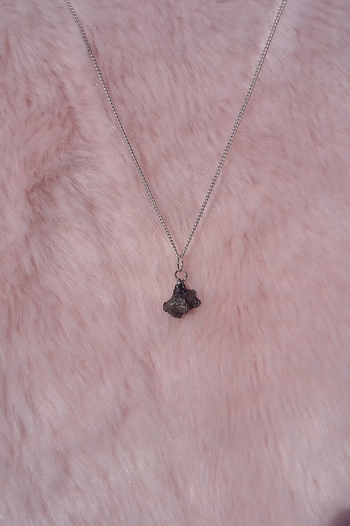 Collier météorite #1