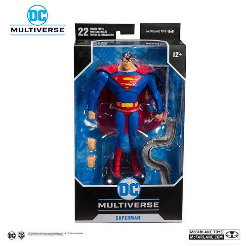 Batman : The Animated Series figurine Superman 18 cmFigurine articulée taille en