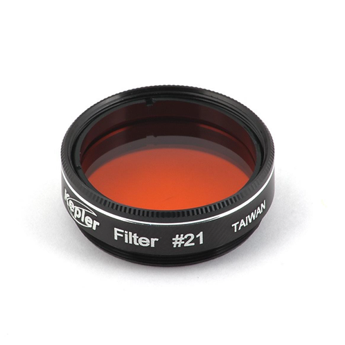 Filtre Orange #21 (T : 46%)