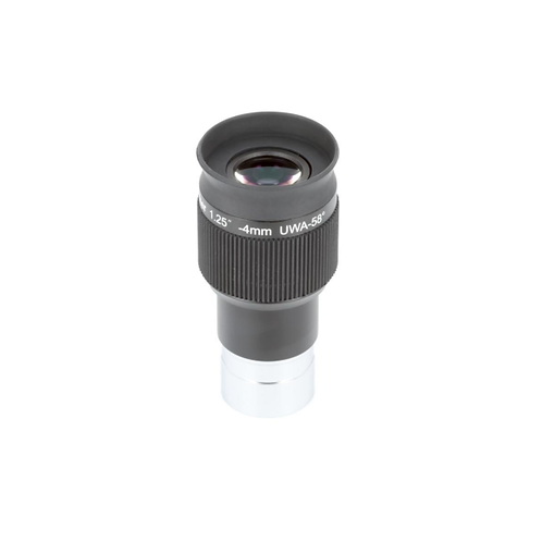 Oculaire WA super Plössl 4mm sky watcher 58°