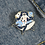 Thumbnail: Pins Sphère Astronaute