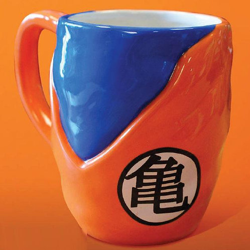 Tasse 3D Dragon Ball Goku Gi