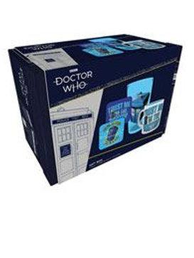 Ensemble Tasse Doctor Who