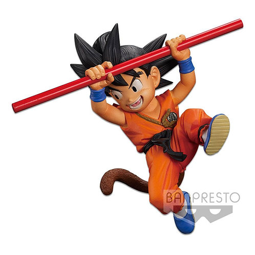 Dragonball Super statuette PVC Son Goku Fes Young Goku 15 cm