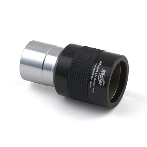 Barlow X2,5 Kepler coulant 31,75mm