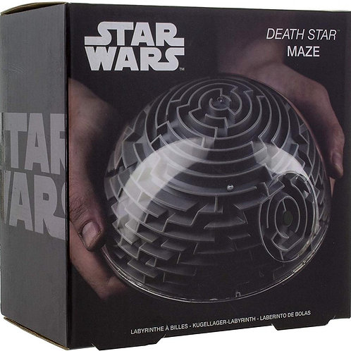 Labyrinthe Star Wars Maze Death