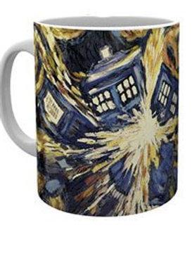 Tasse Doctor Who