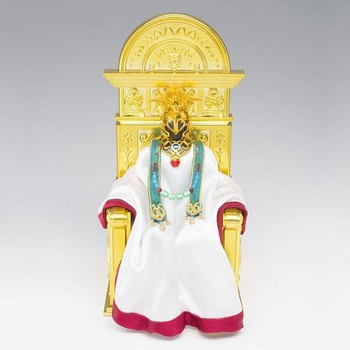 Saint Seiya Aries Shion Surplice & Pope - Myth Cloth EX