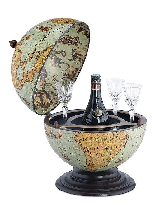 "Globe bar de table ""Alféo Laguna"""