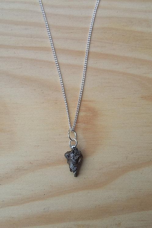Collier météorite #03