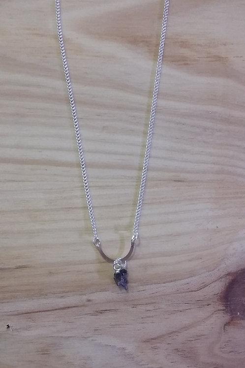 Collier météorite U1