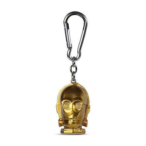 Porte clés 3D C-3PO