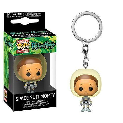 POP! Porte-clés Space Suit Morty