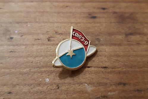 Pins Spatial Soviétique #9