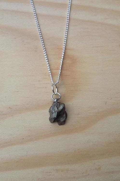 Collier météorite #04
