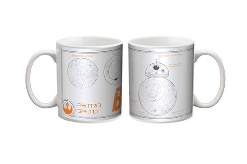 Star Wars mug XL BB-8 Print
