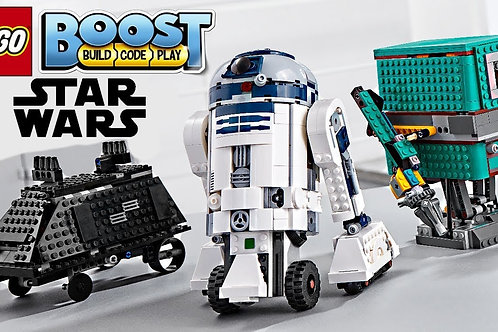 Lego Star Wars Commandant des Droïdes
