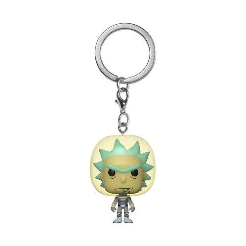 POP! Porte-clés Space Suit Rick