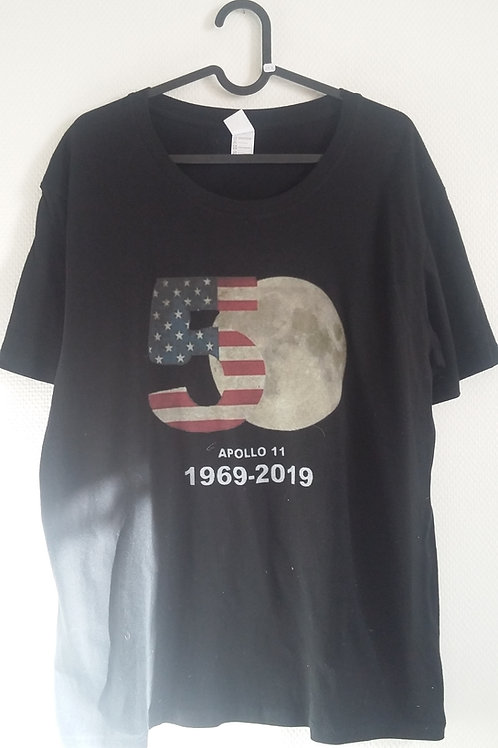T-shirt 50 ans mission Apollo 11