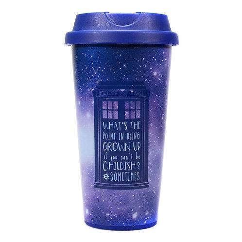 Doctor Who mug de voyage Galaxy