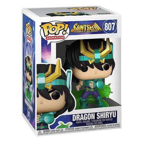 Pop Saint Seiya Dragon Shiryu #807