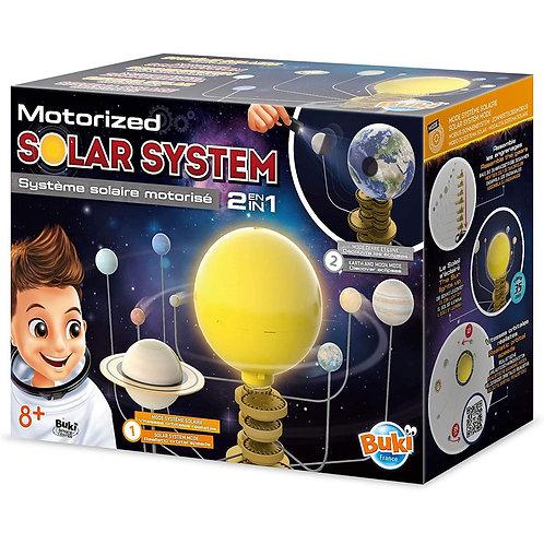 Système planétaire motorisé