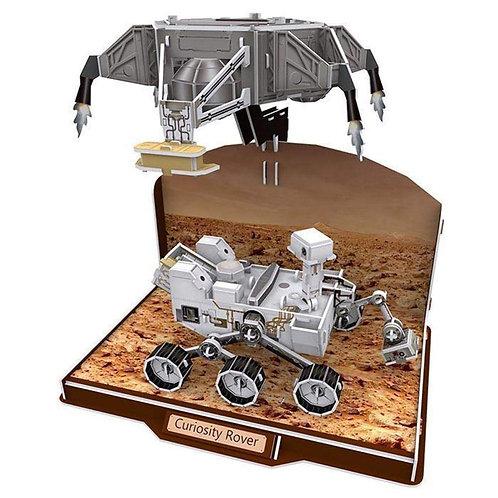 Curiosity Rover 3D