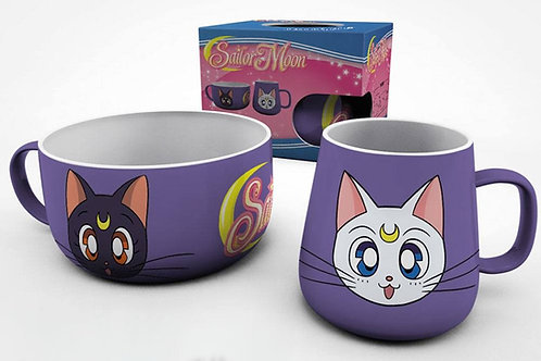 Set bol et tasse Sailor Moon