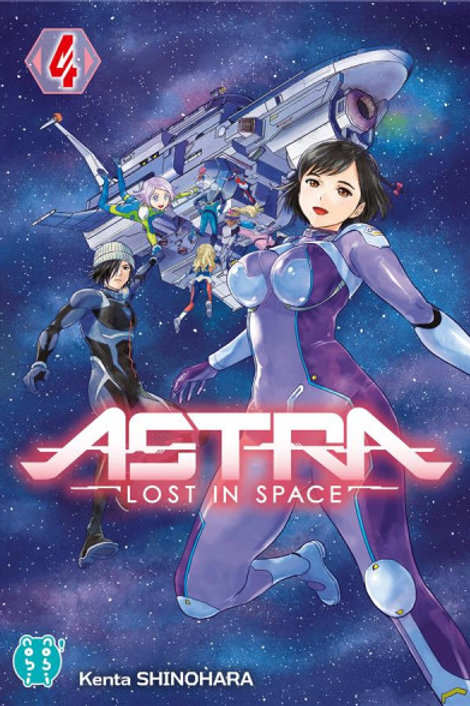 Astra, lost in space Tome 4