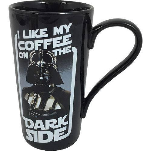Star Wars mug Latte-Macchiato Dark Side