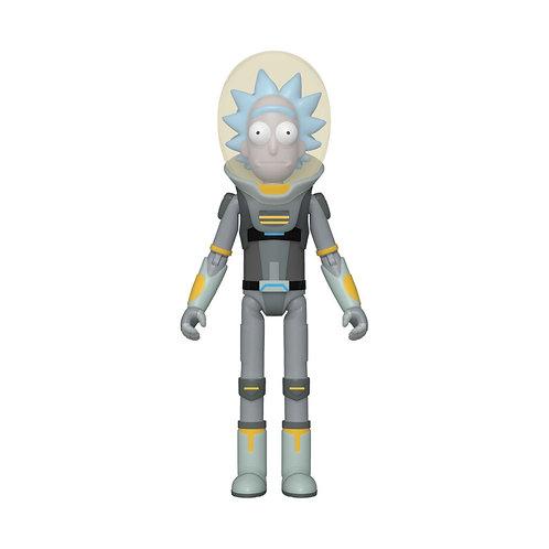 Rick & Morty figurine Space Suit Rick 10 cm