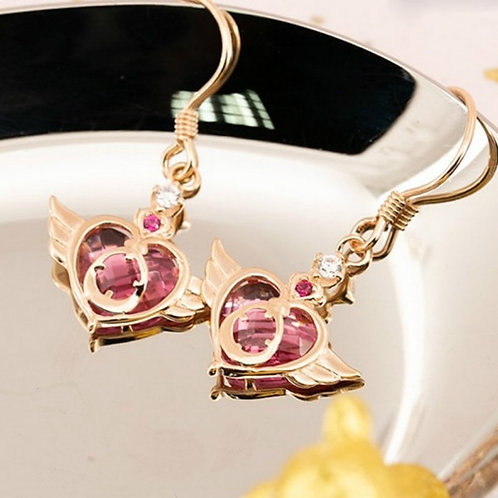 Boucles d'oreilles Sailor Moon