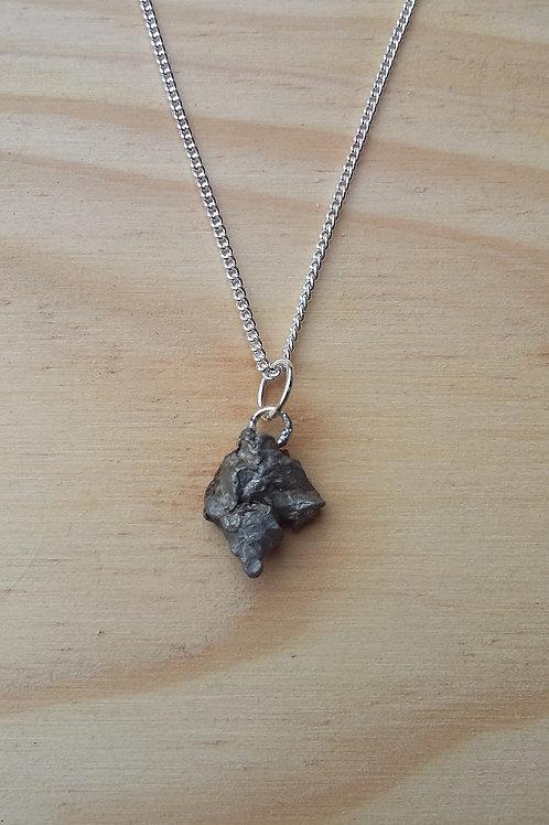 Collier météorite #09